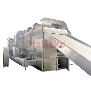 Automatic Multi-layer Belt Drying Machine