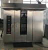 Bakery machine 32 trays rotary oven for baking biscuit sweetcake cookies