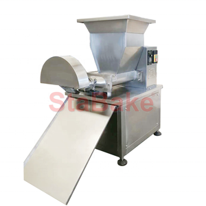 MP50-2 Dough Divider Dough cutting machine for pizza chapati pita bread